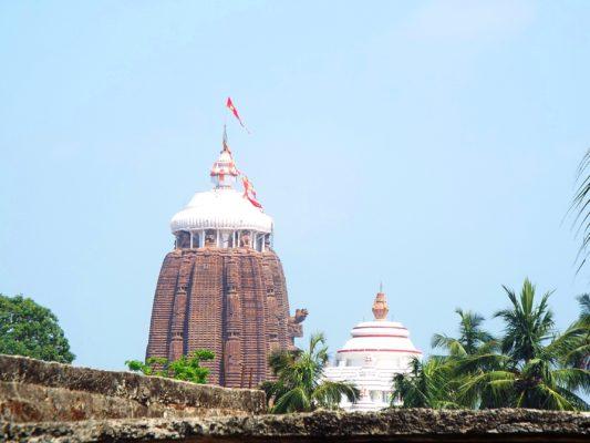 Поездка в Джаганнатха Пури