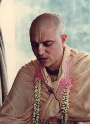 Его Святейшество Джаяпатака Свами