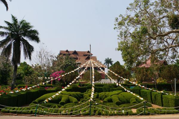 Экскурсия по Тривандруму штат Керала