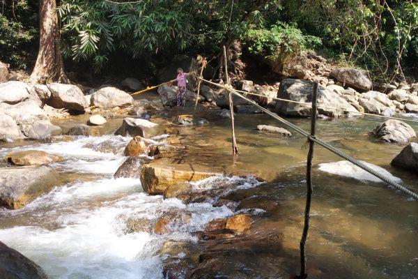 Понмуди— водопады и дикая природа