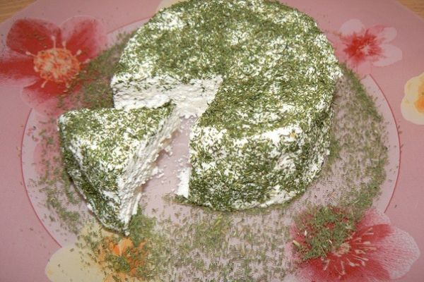 Рецепт сыра из миндаля