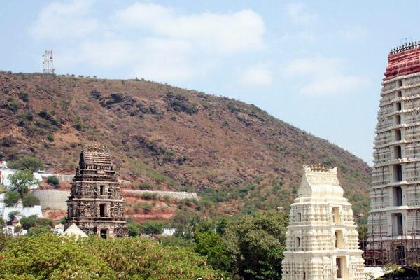 Необычные храмы в Индии