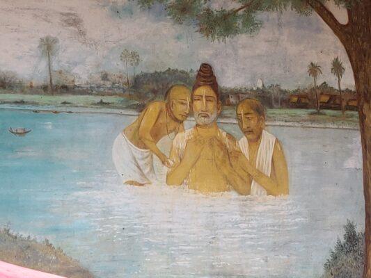 Уход Шри Нароттамы Даса Тхакура