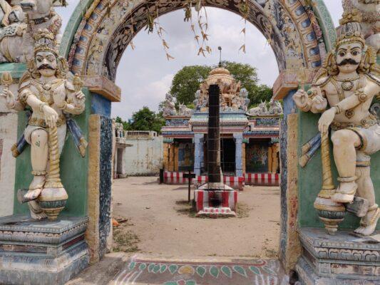 Саманарские холмы - Мадурай, Индия
