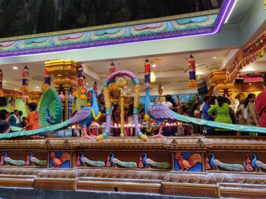 Храм Муругана в Малайзии