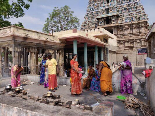 Храм Алагар ковил в Мадурае