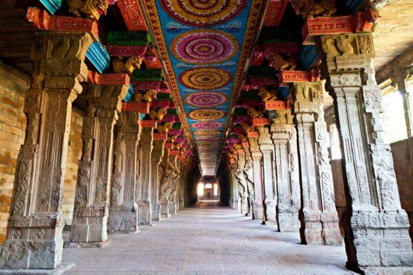Храм Минакши в Мадурае